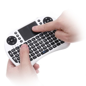 Keyboard/mouse combo air mouse