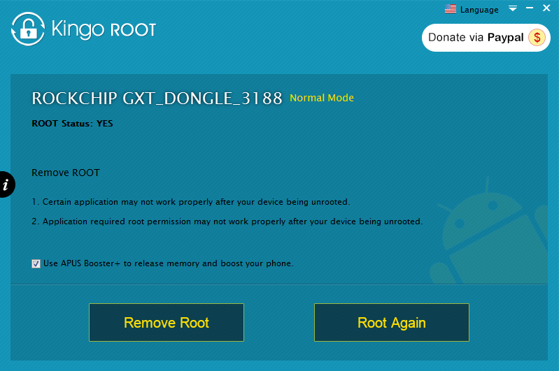 How to root a CX919 Android 4 4 2 Quad core with a RK31 rockchip